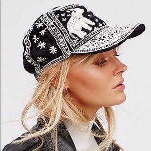 High Roller Embellished Baseball Hat